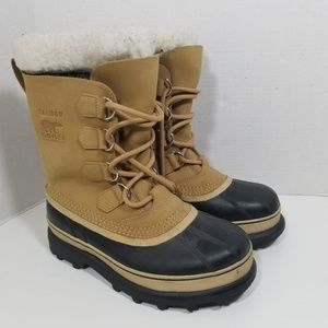 Sorel Insulated Caribou Boots Waterproof